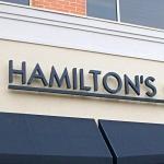 Hamilton's Sofa & Leather