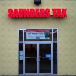 Saunders Tax