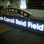 Coach Carroll Reid Field