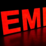 Emergency Channel Letters - Test Lighting