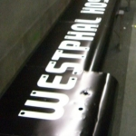 Refurbishing Historic Sign
