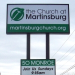 Church at Martinsburg