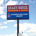 Crazy Horse Steakhouse