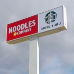 Noodles - Starbucks Pylon