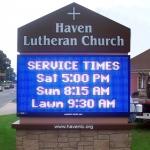 Haven Lutheran Church