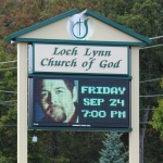 Loch Lynn Church of God