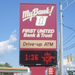 My Bank First United Bank - Inwood